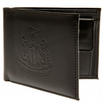 Newcastle United Debossed Wallet